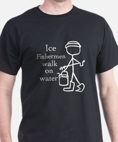 Ice fishermen T-Shirt