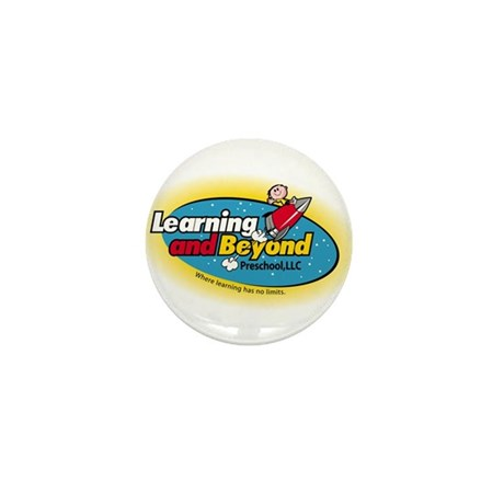 Learning and Beyond Preschool Mini Button (10 pack