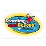Learning and Beyond Preschool Postcards (Package o