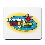 Learning and Beyond Preschool Mousepad