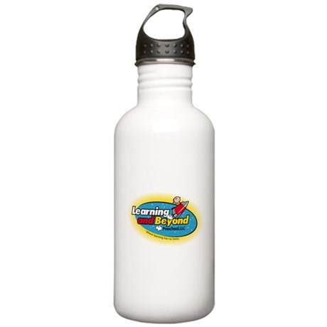Learning and Beyond Preschool Stainless Water Bott