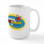 Learning and Beyond Preschool Large Mug