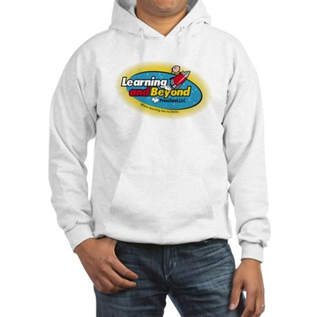 Learning and Beyond Preschool Hooded Sweatshirt