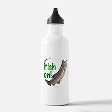 Fish on! 3 Water Bottle
