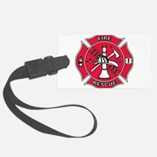 firelogo.jpg Luggage Tag