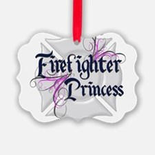 tribal princess firefighter.png Ornament