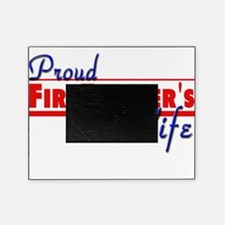 proud firefighter wife.png Picture Frame