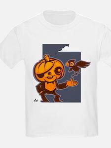 Halloween Boy Kids T-Shirt