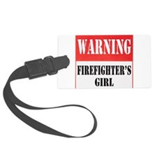 dangersignFFgirl.png Luggage Tag
