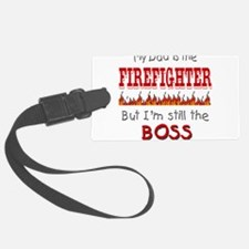 dadisfirefighter.png Luggage Tag