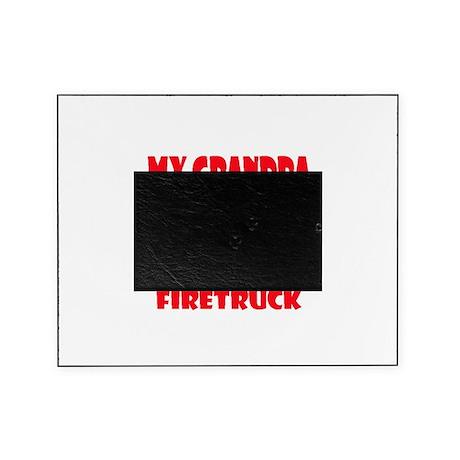 drivesfiretruckgrandpa.png Picture Frame