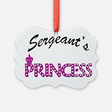 sergeantsprincess.png Ornament