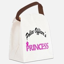 3-policeprincess copy.png Canvas Lunch Bag