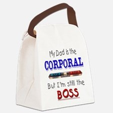 dadiscorporal.png Canvas Lunch Bag