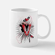 V3 graphic design Mug