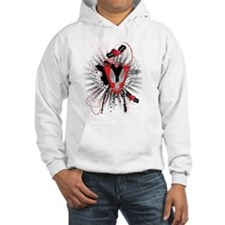 V3 graphic design Hoodie