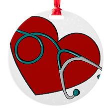 Heartstethiscope.jpg Ornament