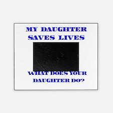 saveslivesambulancedaughter.png Picture Frame