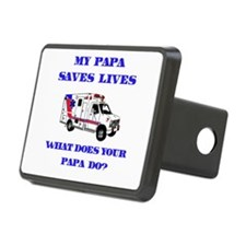 saveslivesambulancepapa.png Hitch Cover