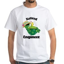 Retired Engineer Gift Shirt