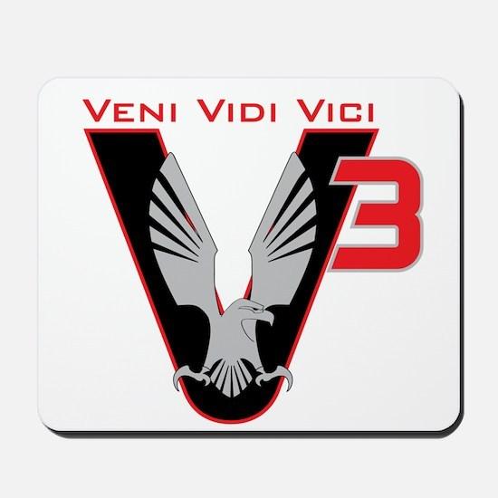 V3 logo Mousepad