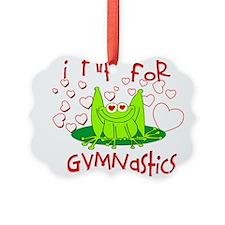 gymnastics frog.png Ornament