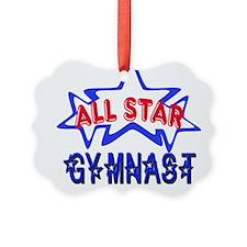 All Star gymnast.png Ornament