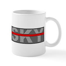 Sky Redline Mug (small)