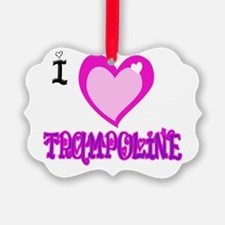 I Love TRAMPOLINE.png Ornament