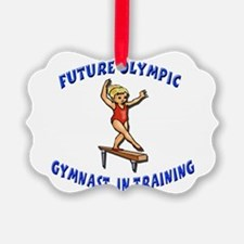 future olympic gymnast.png Ornament