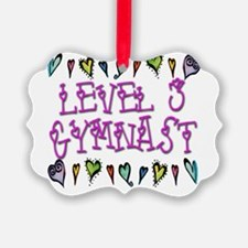 gymnastics hearts level 3.png Ornament