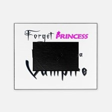 want to be a vampire princess.png Picture Frame