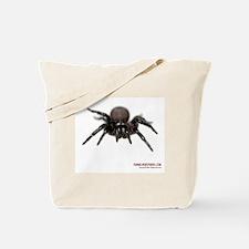 Funnel Web Spider Tote Bag