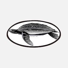 Leatherback Sea Turtle Patches
