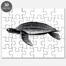 Leatherback Sea Turtle Puzzle