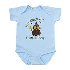 Flying Lessons Infant Bodysuit