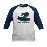 Dont Tread on me - updated Kids Baseball Jersey