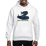 Dont Tread on me - updated Hooded Sweatshirt