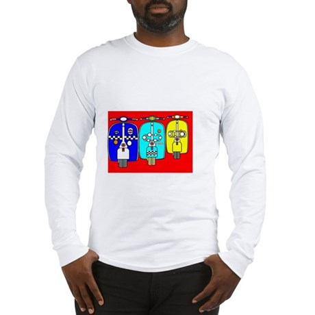 Scooterscape Long Sleeve T-Shirt