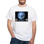 Space White T-Shirt