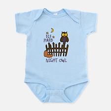 Die Hard Night Owl Infant Bodysuit