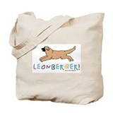 Leonberger Totes & Shopping Bags