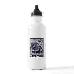 Clyde Barrow Water Bottle