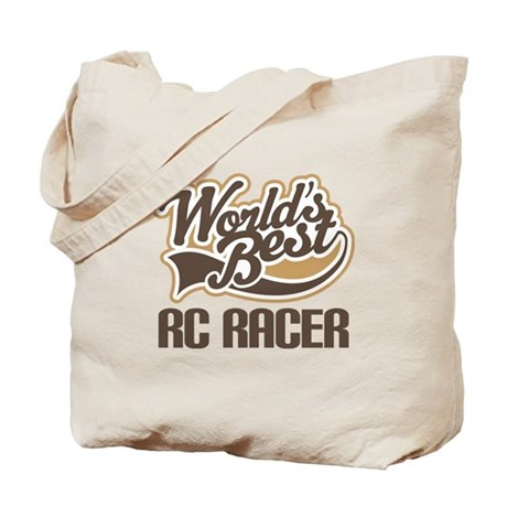 RC Racer (Worlds Best) Tote Bag