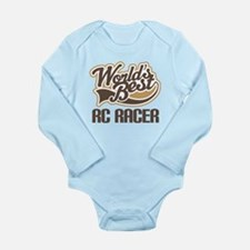 RC Racer (Worlds Best) Long Sleeve Infant Bodysuit