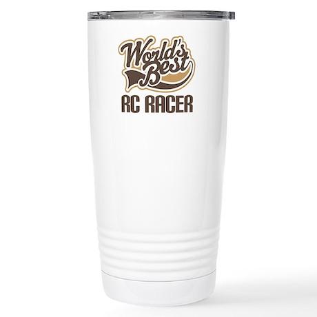 RC Racer (Worlds Best) Stainless Steel Travel Mug