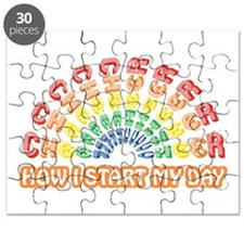 Cheer Retro Puzzle