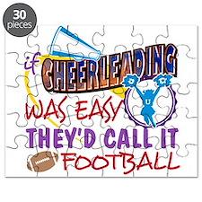 Cheerleading Was Easy Puzzle