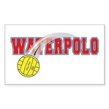 Waterpolo Ball Decal