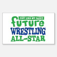 Future Wrestling All Star Boy Decal